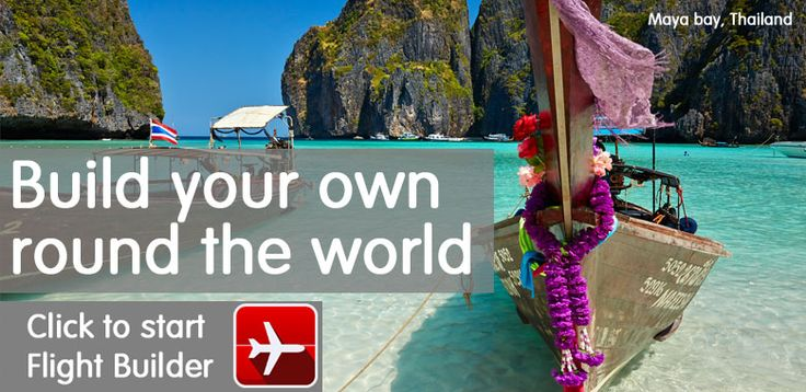 Round the world tickets and flights specialists | roundtheworldflights.com