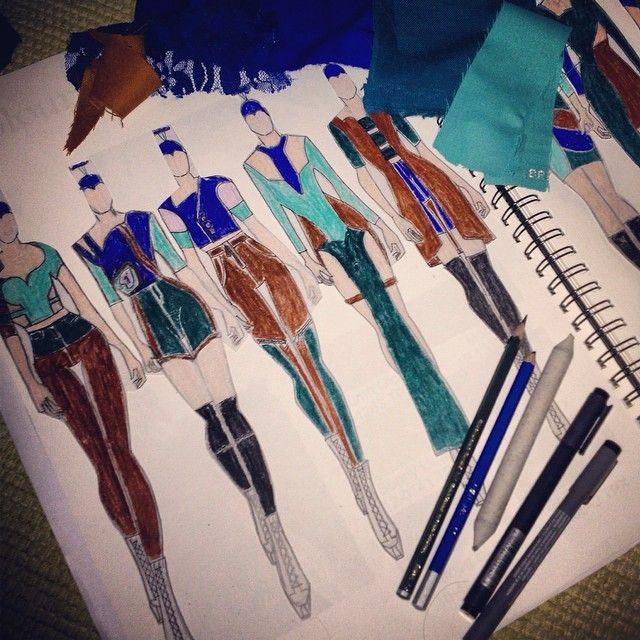 My Passion My work My designs Celia Paliaikou