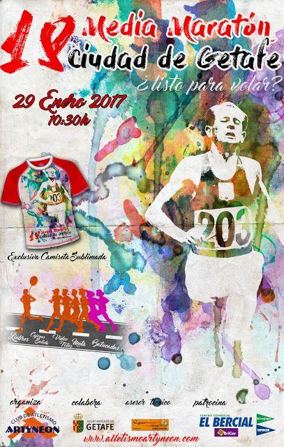 """atletismo y algo más: 12206. #Atletismo. """"XVIII Medio Maratón Ciudad de ..."""