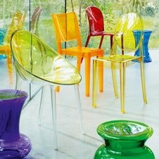 #kartell chairs