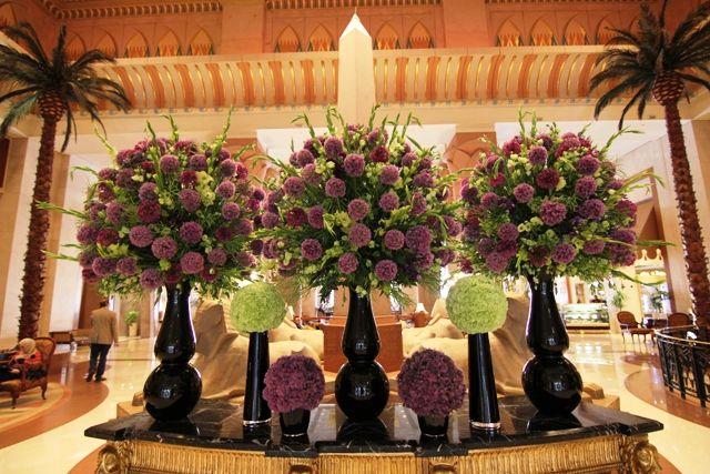 Intercontinental city stars,By FloraDoor.www.floradoor.com