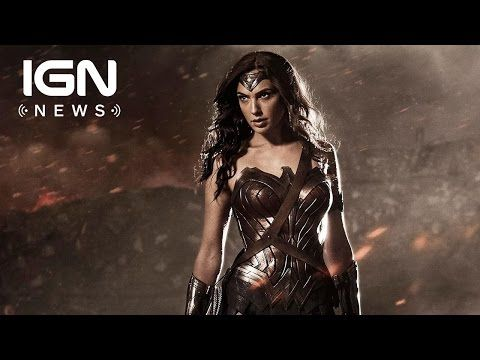 Warner Bros. Officially Sets Release Dates for Wonder Woman and Justice League: Part One - IGN News - YouTube