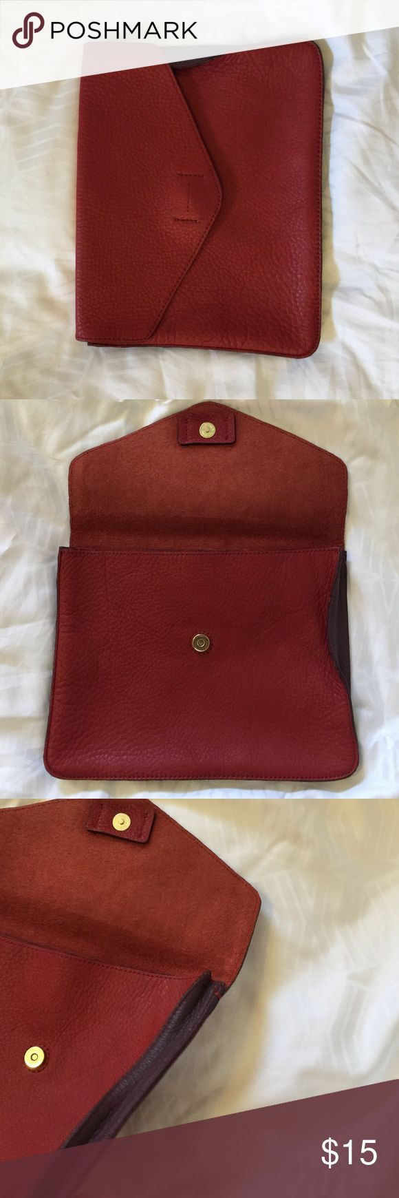Leather Gap bag Makeup or small bag GAP Bags Cosmetic Bags & Cases