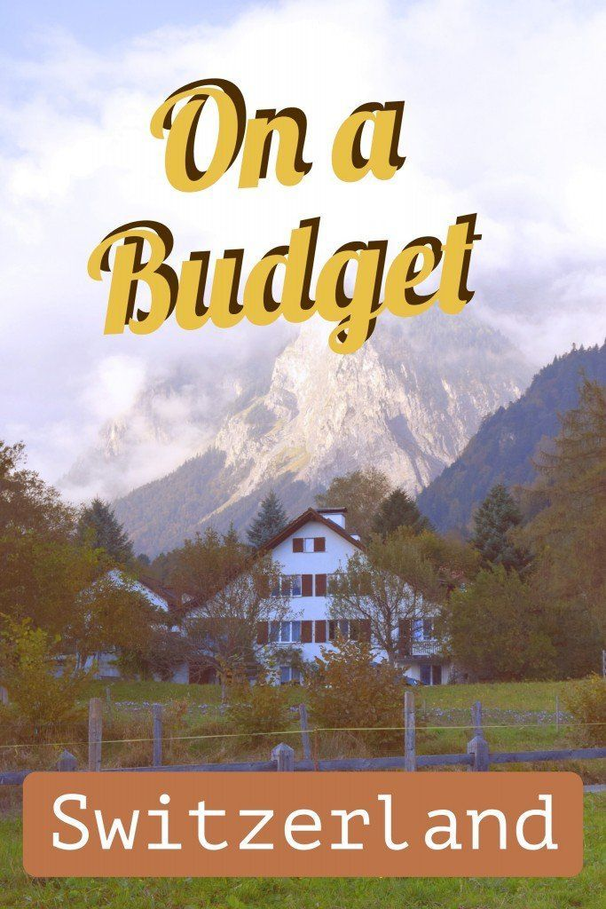 Switzerland didn't earn its famous reputation from nothing – it is one of the most expensive countries in the World, after all.  The cost of living, the cost of real-estate, food and transportation, is one of the highest on the Planet.  But is it still possible to travel to Switzerland on a budget?... http://globalstorybook.org