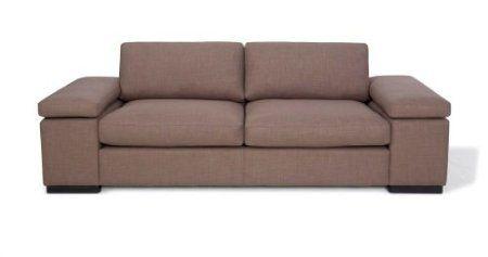 Linea Parker 3 Seater Sofa (See description for delivery info): Linea: Amazon.co.uk: Kitchen & Home
