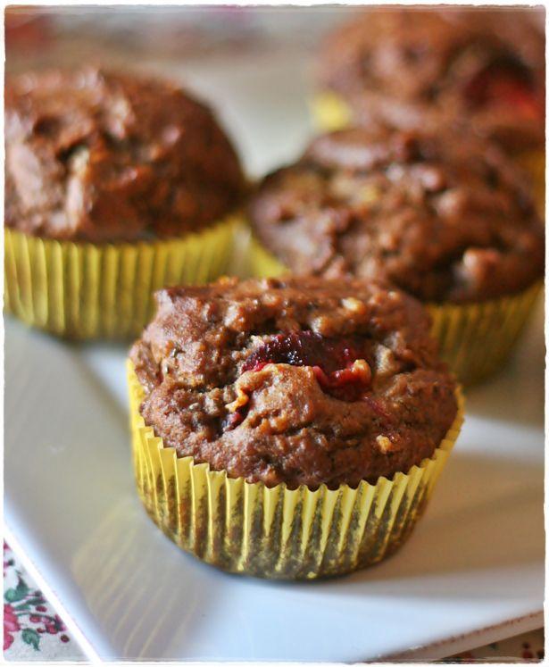 Muffins lino prugne semi di chia3