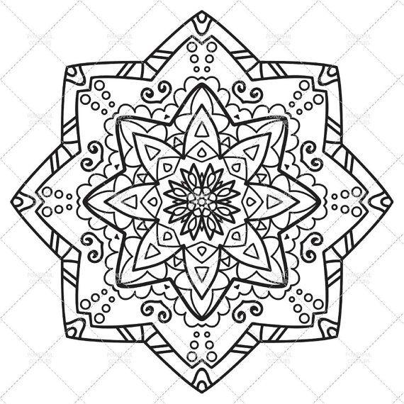 The 25 best Mandala printable ideas on Pinterest  Mandala