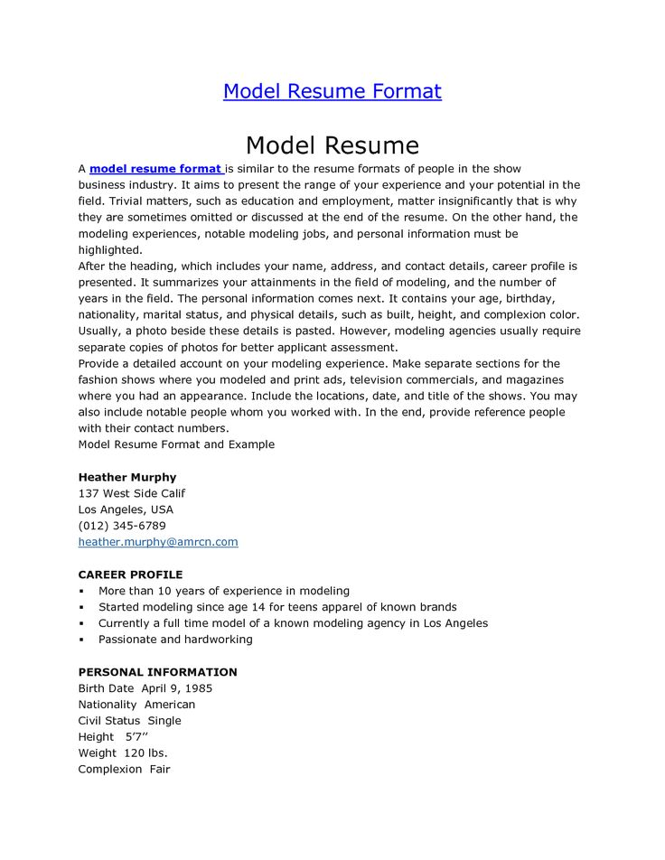 Best  Firefighter Resume Ideas On   Sample Emt