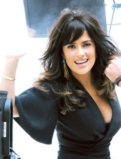 Image result for salma hayek hairstyles
