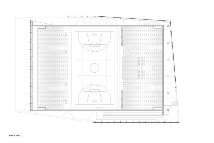 Gallery of Municipal Gym of Salamanca / Carreño Sartori Arquitectos - 20