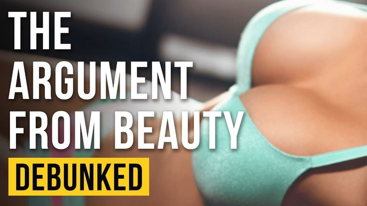 The Argument from Beauty Debunked