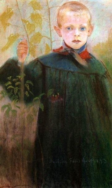 Stanislaw Wyspianski (1869 – 1907, Polish)