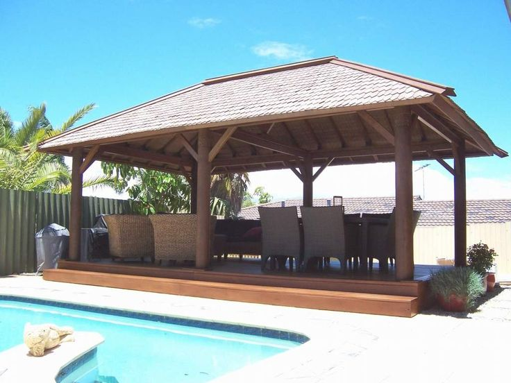 exterior curved wooden pergola design with stone pillar also modern swivel dining chair featuring sleek