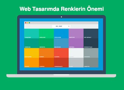 Web Tasarımda Renklerin Önemi : http://goo.gl/XCgVub  ‪#‎webtasarım‬ ‪#‎renkler‬ ‪#‎colours‬ ‪#‎materialcolour‬ ‪#‎colourpalette‬ ‪#‎googlecolour‬ ‪#‎webtasarımrenkpaletleri‬ ‪#‎renkpaleti‬