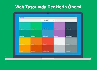 Web Tasarımda Renklerin Önemi : http://goo.gl/XCgVub  #webtasarım #renkler #colours #materialcolour #colourpalette #googlecolour #webtasarımrenkpaletleri #renkpaleti