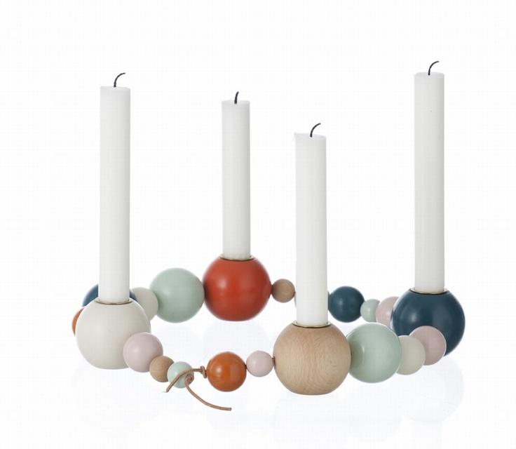 Candleholder String