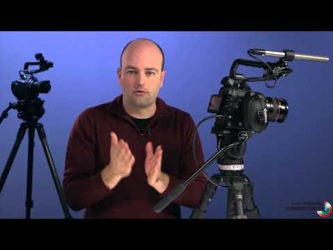 ▶ Canon EOS C 100 - Setting Up for Shooting - Part 2 - YouTube