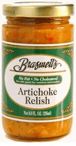 Braswell's Relishes & Chow Chow's: Artichokes, Relish Recipes, Artichoke Relish, Braswell S Relishes
