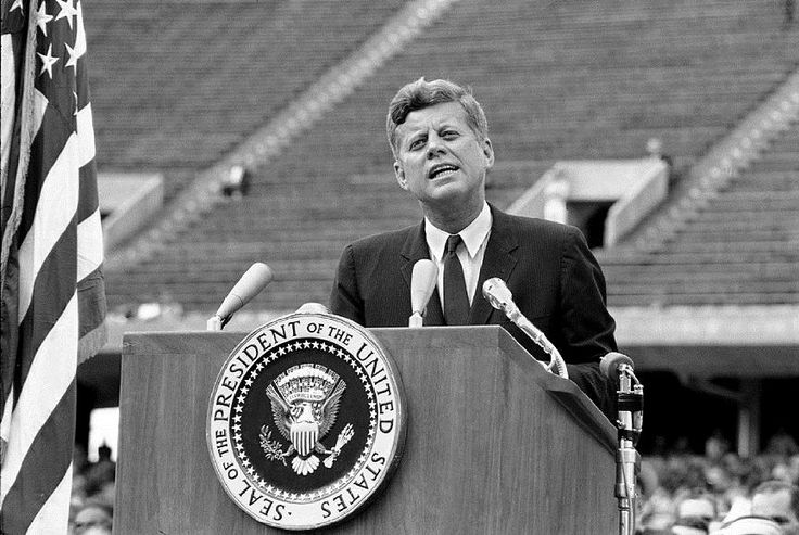May 25, 1961: JFK's Moon Shot Speech to Congress