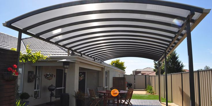 wrought iron pergolas | awning wrought iron compact polycarbonate pergola leaning ...