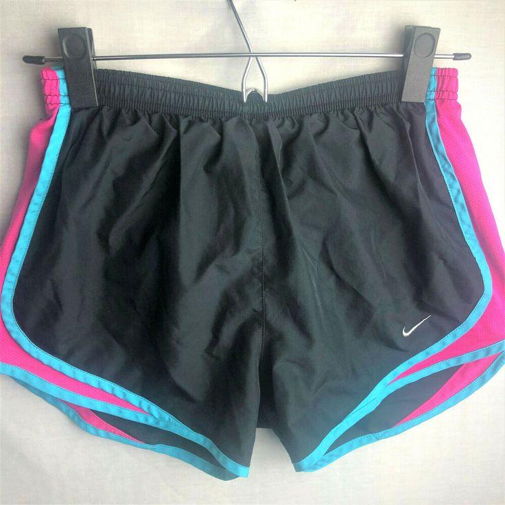 Nike dri fit 35 tempo running shorts womens small black