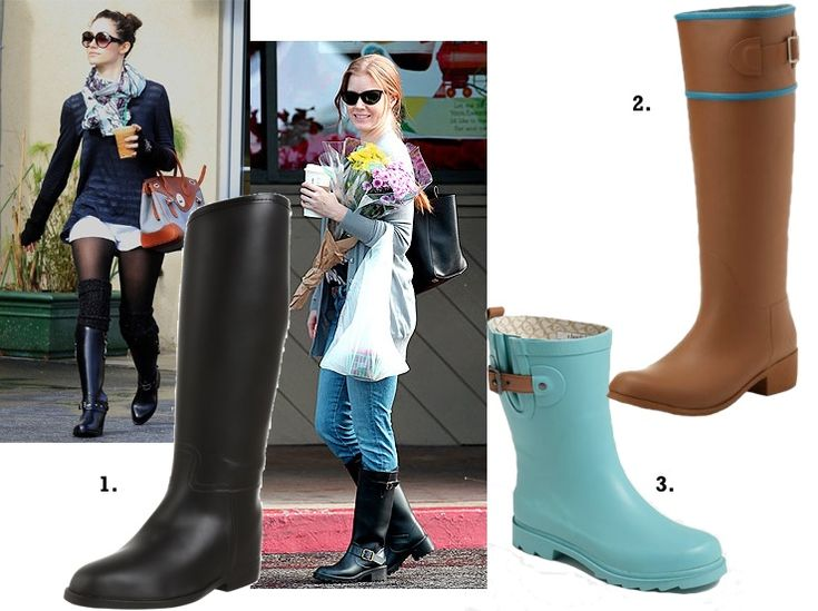 25  best ideas about Rubber rain boots on Pinterest | Rain boots ...