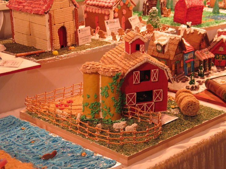 68 Best ♨ Gingerbread Houses ♨ Images On Pinterest