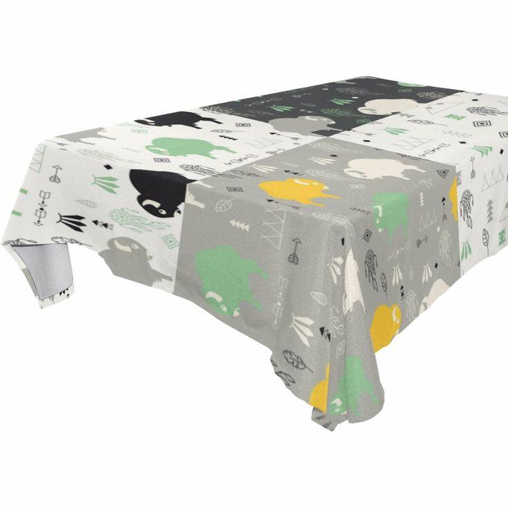 Toalha De Mesa Square Tablecloth Cartoon Tablecloth Manteles Para Mesa Rectangulares  Tablecloth Waterproof Table cloth  #Affiliate
