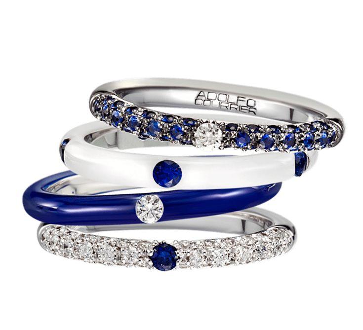 Модный аксессуар, который создан для творческих натур. Золотые кольца с бриллиантами станут неотъемлемой деталью вашего образа. Привлекательное и очень стильное украшение подойдет к праздничному и будничному образу. Цветовая палитра подарит яркое настроение, синий в сочетании с белым напоминает о море.