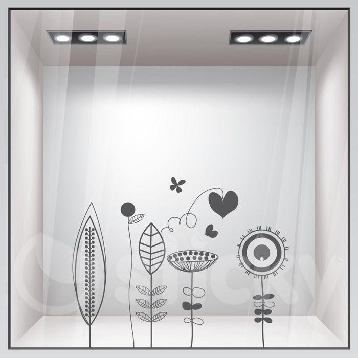 Window Sticker SPRING3 by Sticky!!!