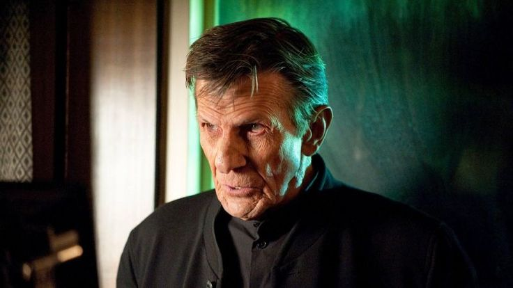 Leonard Nimoy explains why he couldn't resist returning to Fringe
