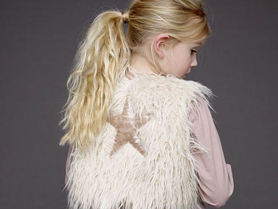 Dívčí vesta Star Waistcoat | Bella Rose
