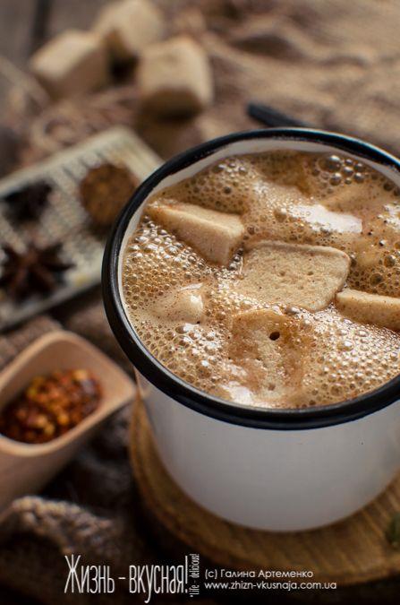 мармшеллоу рецепт, какао с маршмеллоу, marshmallow recipe, spicy marshmallows