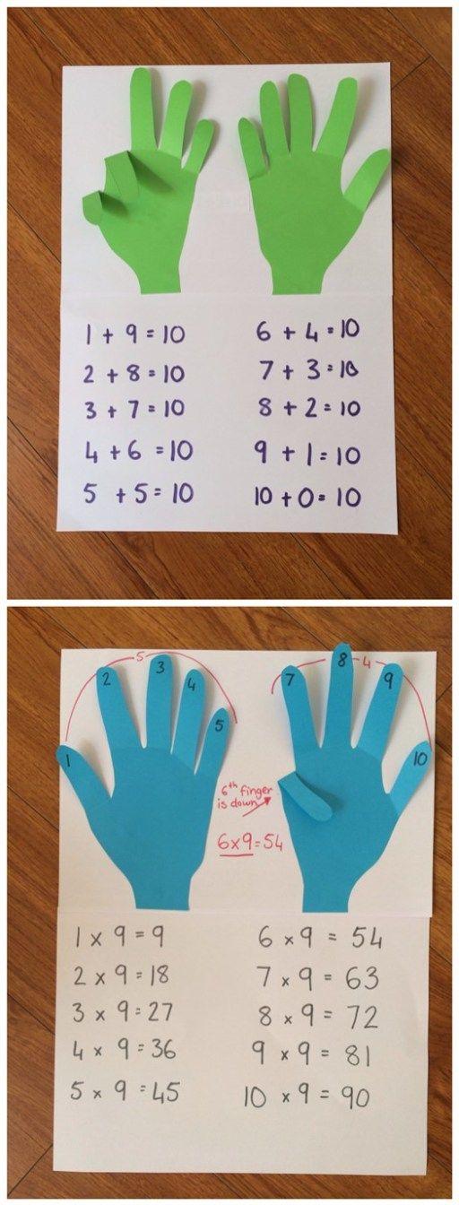 How To Teach Kids Math Creatively   DIY Tag
