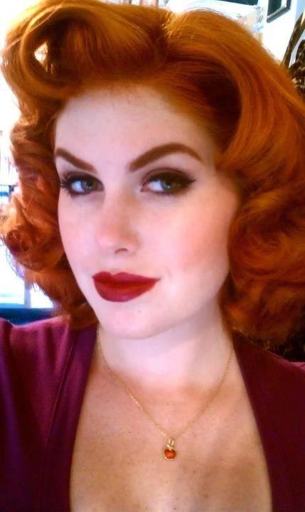 Doris Mayday from pinup girl clothing.