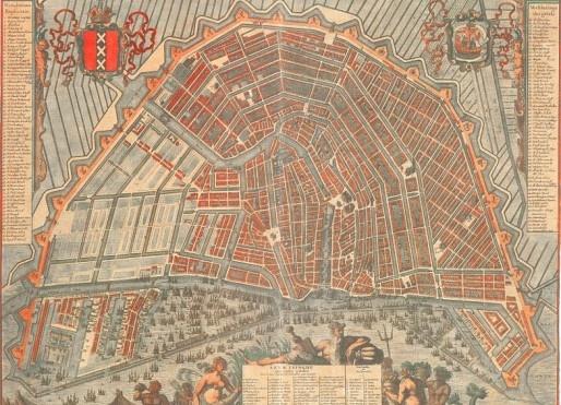 Amsterdam: handelscentrum van de wereld in de Gouden Eeuw