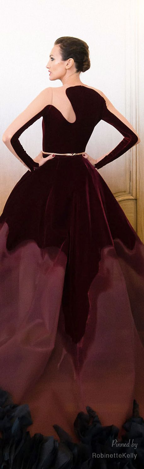 Stephane Rolland Haute Couture | F/W 2014-15