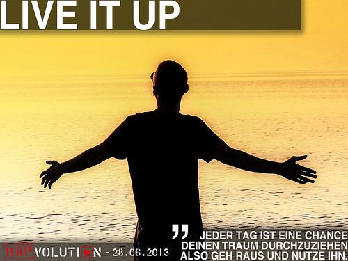 Rapvolution 05 - Live it up | von Kilez More