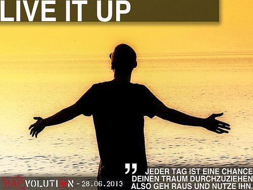 Rapvolution 05 - Live it up | von Kilez More