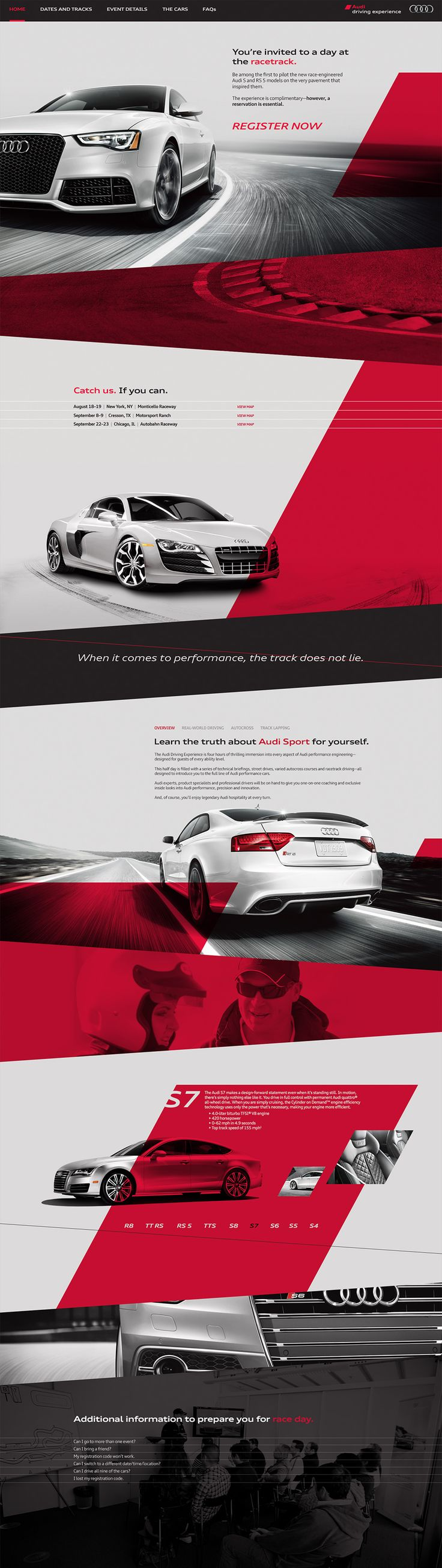 Audi / Audi Driving Experience