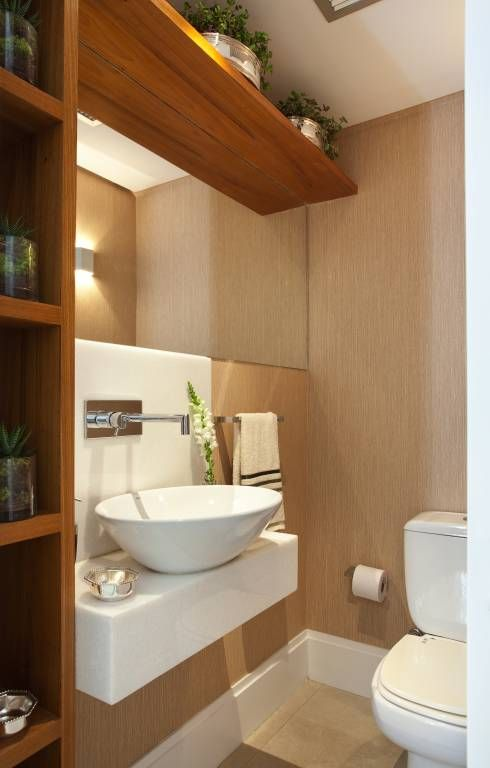 Baños de estilo translation missing: mx.style.baños.moderno por Silvana Lara Nogueira