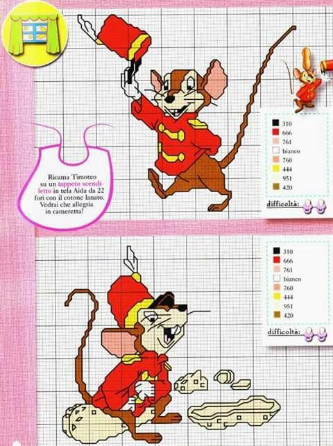 65 best Dumbo images on Pinterest | Kreuzstich, Disney diy und ...