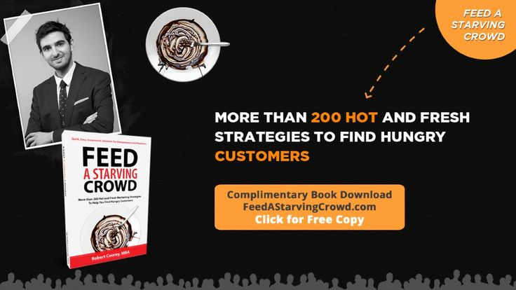"http://FeedAStarvingCrowd.com - Find out how one business coach spent zero dollars on paid advertising but sold out a multi-million dollar training event by using a creative but powerful media marketing strategy.   This is an excerpt from the new book ""Feed A Starving Crowd"". You can get 200+ other tips in finding a hungry market completely free by visiting http://FeedAStarvingCrowd.com"