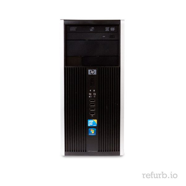 *Manfacturer: HP *Model #: COMPAQ 6000 PRO BUSINESS *Form Factor: TOWER *CPU: INTEL CORE 2 QUAD Q8400 2.66Ghz *Memory: 8GB *Memory Type: DDR3 *HDD: 2TB *Hard Drive Type: SATA *Optical: DVD-RW *Monitor: NONE *O/S: WINDOWS 7 PROFESSIONAL (W7P), MICROSOFT AUTHORIZED REFURBISHER (MAR) *Keyboard & Mouse: YES