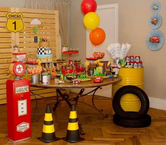 10 best images about Decoração Cars em Radiator Spring on Pinterest  Cars,