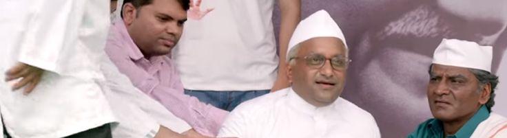 A film based on the life of Indian social activist Kisan Baburao
