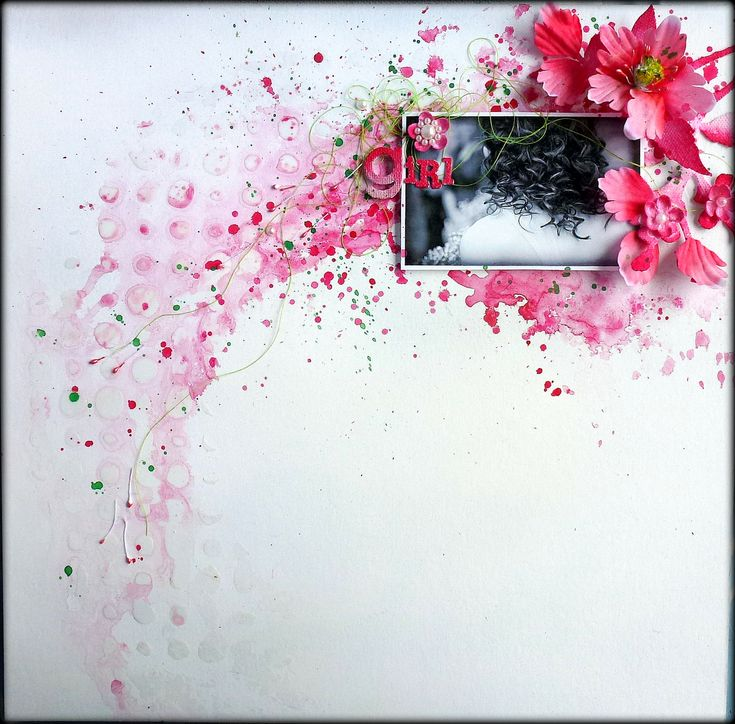 Beautiful inspiration ... Prima DT - Mixed Media - Scrapbook.com