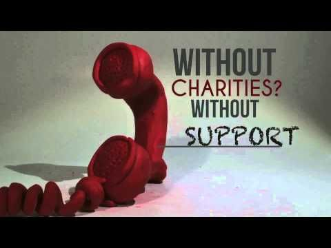 Without Charities - YouTube
