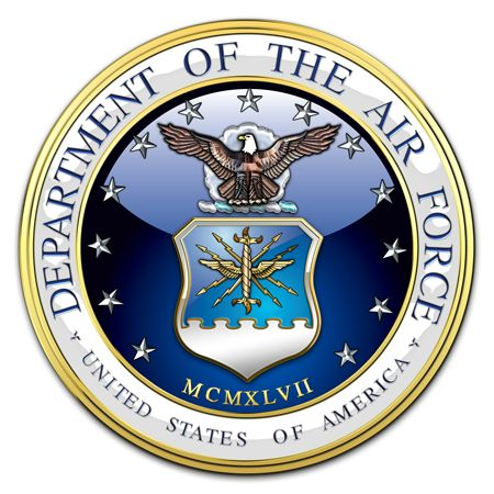 Military Insignia 3D : United States Air Force Seal