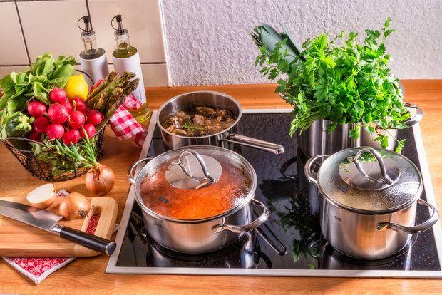 Легкая уборка: как отмыть кухню от жира за 5 минут - KitchenMag.ru